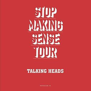 Stop Making Sense Tour (180 Gram Colour Vinyl) - Talking Heads