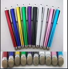 10 X Ultra Smooth Micro-fibre Tip Stylus Pen for All Mobile PHONES Tablet iPad