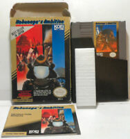 Nobunaga's Ambition - Complete In Box - Mint Cart - NES Nintendo - Tested