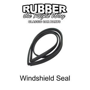 Windshield Seal - Fits 1991 - 1997 Toyota Land Cruiser Lexus LX450