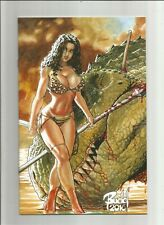 CAVEWOMAN  ANKHAS  REVENGE ONE Special Edition Cover D Free Ship BUDD ROOT