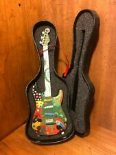 Guitar Mania Fender United Way Collectible #1038 Creative Hands in Harmony