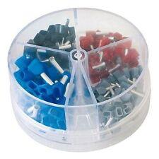 Aderendhülsen Streudose isoliert Twin In Spendebox 0 75 - 2 5 Mm2