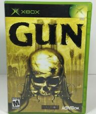Microsoft Xbox Gun TESTED COMPLETE CLEANED VERY NICE Fast Free Shipping!