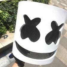 Mask Cosplay Costume Accessories Helmet for Halloween Party Props Fun