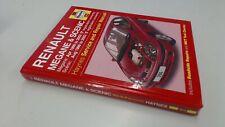 Renault Megane and Scenic (99-02) Service and Repair Manual (Serv