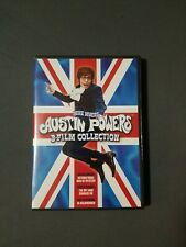 Austin Powers 3 Film Collection (Dvd)