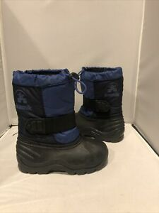 Kamik Snowbank 2 Boys Girls Waterproof Winter Boots Toddler /& Big Kid Sizes NIB