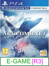 PS4 Ace Combat 7 Skies Unknown [R3] ★Brand New & Sealed★