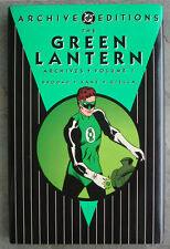 GREEN LANTERN ARCHIVES #1 GIL KANE SIGNED - DYNAMIC FORCES CERTIFIED!