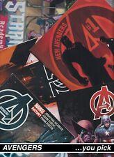 CLEARANCE: AVENGERS Bendis Hickman Slot Mighty MARVEL comics VG $ BIN 1114