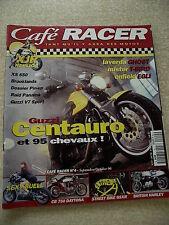 Café RACER  n° 4 Réplic XJR. LAVERDA GHOST.Dossier PIN UP. Enfield EGLI. HARLEY