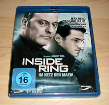 Blu Ray Film - Inside Ring - Im Netz der Mafia - Jean Reno