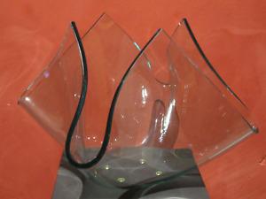 FONTANA ARTE Cartoccio Q Vase Design by Pietro Chiesa  - Brand New