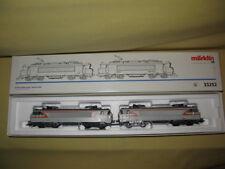 Märklin 33252 e-Lok serie BB 7200 de la sncf como doble tracción Spur h0