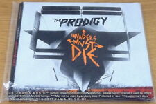 THE PRODIGY Invaders Must Die SOUTH AFRICA Cat# CDASD062 better condition