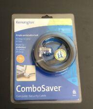 Brand New Kensington Laptop/Notebook computer ComboSaver Lock Model 64050