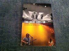 The Beat Goes on Marion Leonard NEW TP BOOK BEATLES ZUTONS BRITISH ROCK CREAM