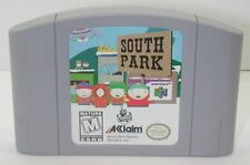 Nintendo N64 South Park Game Cartridge. Works. R13544