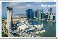 SINGAPORE FRIDGE MAGNET 3