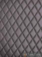 Quilted Vinyl Pebble Grain Texture Diamond 2