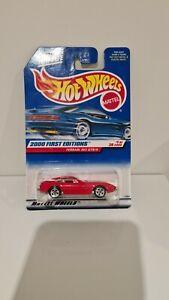 HOT WHEELS 2000 FIRST EDITIONS FERRARI 365 GTB/4 RED W 5 SPK