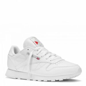 Reebok Classic Shoes Women Fashion Style Leather Vogue Heritage Vibes Trend 2232
