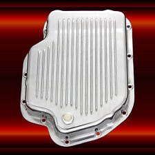 Polished Aluminum GM Th 400 Transmission Pan For Chevy Oldsmobile Pontiac Buick