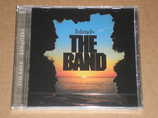 THE BAND - ISLANDS - CD + BONUS TRACKS SIGILLATO (SEALED)
