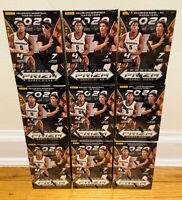 2020-21 PANINI PRIZM DRAFT PICKS NBA BASKETBALL BLASTER BOX LAMELO ZION MORANT