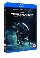 The Terminator [Blu-ray] [DVD][Region 2]