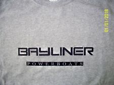 Bayliner Powerboats Screen Printed T-Shirt Heavy Weight M-5XL