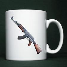 AK47, AK 47, Kalashnikov - Personalised Mug / Cup