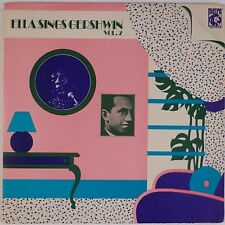 ELLA FITZGERALD: Sings Gershwin Vol 2 METRO UK Jazz Vinyl LP NEAR MINT