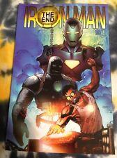 IRON MAN The End TPB - Marvel Comic (New)