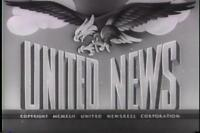 UNITED NEWS 1944 NEWSREELS VOLUME 3 VINTAGE RARE DVD