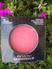 REVLON LIGHTWEIGHT BUILDABLE CREAM BLUSH, #150 CHARMED ENCHANTMENT