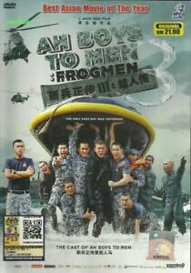 Ah Boys To Men 3 (2015) Singapore DVD Movie English Sub _ Region 0