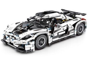 koenigsegg 1075 Piece Building Blocks Super Car Technic Series