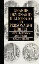 Grande dizionario illustrato dei personaggi biblici Bocian Martin