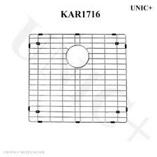 """17"""" stainless steel bottom grid 17"""" x 16"""", Kitchen Sink Bottom Grid, KAR1716"""