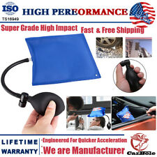 Air Bag Pump Wedge Inflatable Shim Car Door Window Furniture Alignment Hand Tool