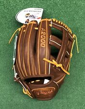 "2020 Wilson A2000 11.75"" DP15GM Pedroia Infield Baseball Glove WTA20RB20DP15GM"