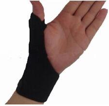 Thumb Loop Finger Wrist Support Strap Splint Wrist Brace Sports Protective New-S