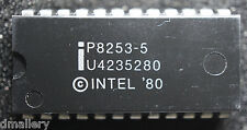 NOS Vintage INTEL P8253  DIP24 c 1980              Ship in USA tomorrow!