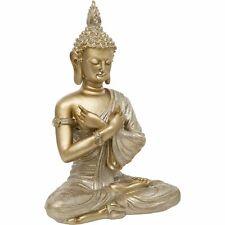 Ornamento Decorativo De Oro Cabeza de Buda por Maturi