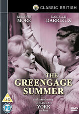 DVD:THE GREENGAGE SUMMER - NEW Region 2 UK