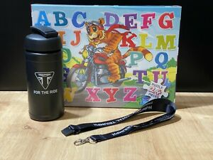 GENUINE Triumph Jigsaw with FREE Total Triumph Lanyard and Triumph Water Bottle