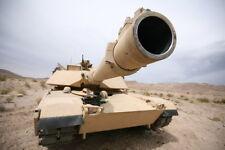 M1A1 ABRAMS US TANK MILITARY POSTER 24x36 HI RES