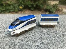 Tomy Chuggington Hanzo with Tender Toy Train New No Package